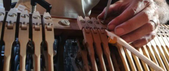 restauracion de pianolas