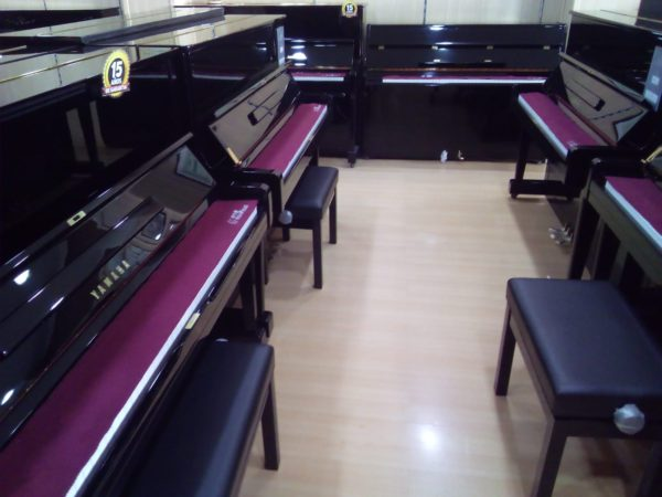 pianos segunda mano